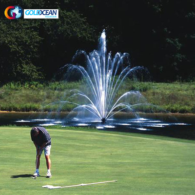 Small Portable Golf Floating Fountain
