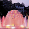 Dandelion Shape Crystal Ball Small Fountain