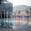 DMX512 Lights Music Dancing Floor Fountain