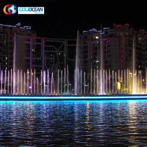 Linear Shape High Shooting Water Fountain