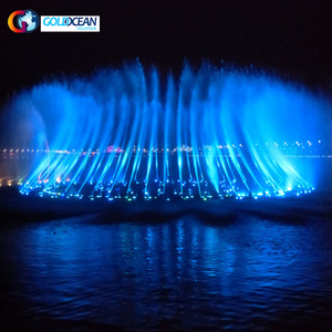 2D/3D Digital Swing Spray Music Dancing Fountain