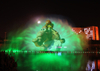 Water Film Screen Movie Fountain Show