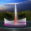 Saudi Arabia large modern outdoors fountain
