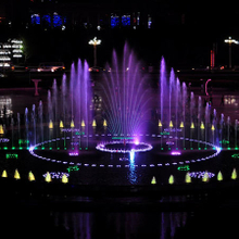 China Supplier CE Certified Large Music Fountain