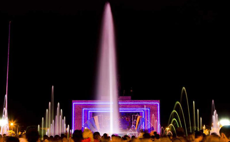 Kyrgyzstan-Musical-Fountain