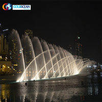 Factory Direct-Sale Music Dancing Water Fountain