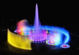 The History of the musical fountain